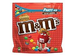 M&M'S Peanut Butter Party Size Bag