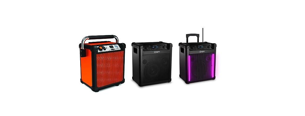Ion Audio Bluetooth Speakers