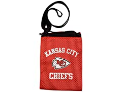 Kansas City Chiefs Pouch 2-Pack