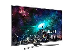 "Samsung 55"" 4K Full Web SUHDTV"