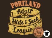 Adult Hide and Seek League