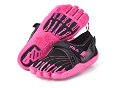 Women's CompetitR -Black/Pink (Size 7)