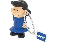 EMTEC 8GB USB Drive - Lucy