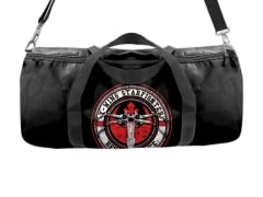 """Retro Rebel Alliance"" Duffle Bag"