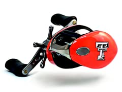 Texas Tech Baitcasting Reel