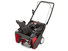Yard Machines 123cc 21-Inch Snow Thrower