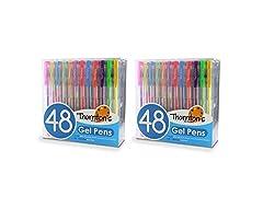 Thornton's Art Supply Premium Gel Pens