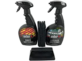 Weber 4-Piece Grill Care Kit