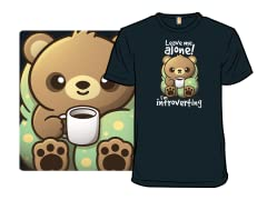 Introverting Bear