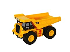 CAT Big Builder Dump Truck