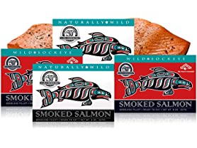 Worldwide Gourmet Salmon Sampler (4)
