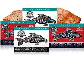 Worldwide Gourmet Salmon Sampler (4)