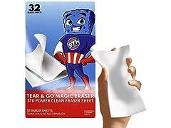 STK Magic Tear & Go Cleaning Sheets