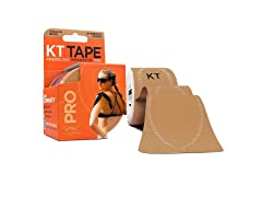 KT TAPE PRO Kinesiology Sports Tape, 20 Precut 10 Inch