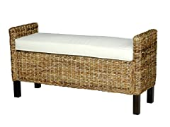 Gabrillo Double Bench with Cushion