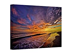 Sunset Wrapped Canvas (3 Sizes)