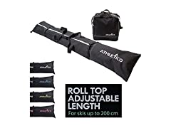 Athletico Two-Piece Ski and Boot Bag