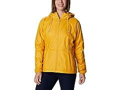 Columbia Women's Side Fleece Windbreaker