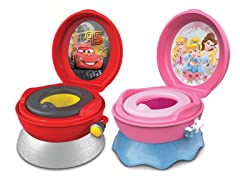 The First Years Potty Seat- 2 Choices
