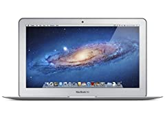 "Apple 11"" Intel i5, 64GB SSD MacBook Air"
