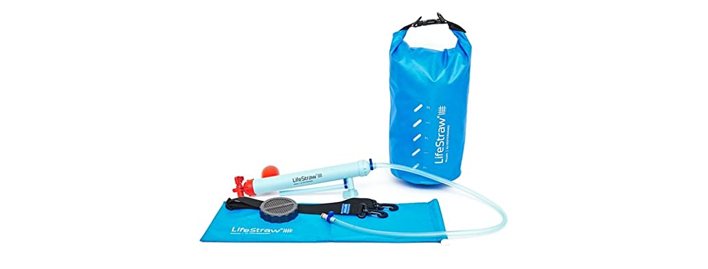LifeStraw Mission High-Volume Purifier