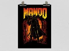 Mandoom Poster