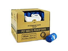 Gorilla Supply 1000 Pet Poop Bags