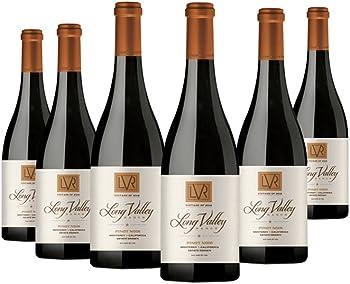 6-Pk. Long Valley Ranch Monterey Pinot Noir