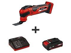 Einhell 18V Cordless Oscillating Multi-Tool Kit