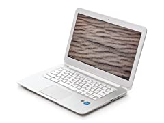 "Famous Maker 14"" Dual-Core 16GB SSD Chromebook"
