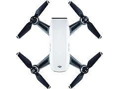 DJI Spark Portable Mini Drone Alpine White