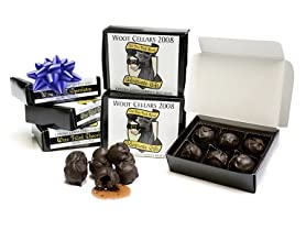 G. Debbas Woot Cellars Wine Filled Chocolates