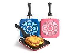 "Artistry 7"" Square Fry Pan"