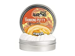 Crazy Aaron's Thinking Putty - Amber