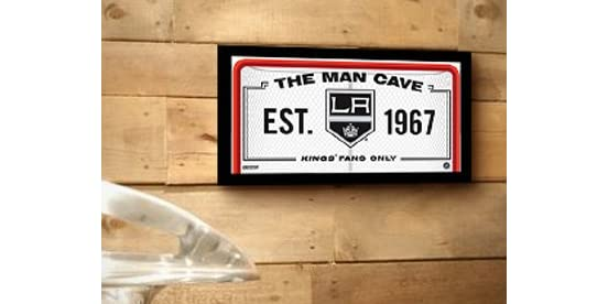 Man Cave Signs Nhl : Nhl man cave signs