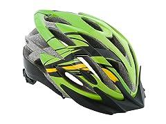 Schwinn Sprint Adult Microshell Helmet - Green
