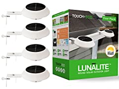Touch of ECO Solar Gutter/Fence Lights