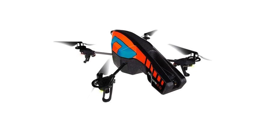 parrot ar drone 2 0 wi fi quadricopter