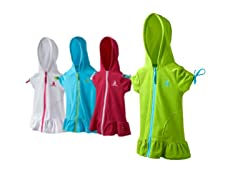 Girl's Cover Ups - 4-Colors (2T-6X)