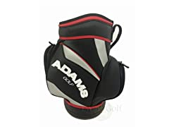 Adams Golf Den Caddie - Black/Grey
