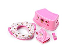 Dora Potty Training (4-Piece Set)