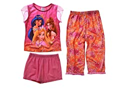 Princess 3-Piece Set (4-8)