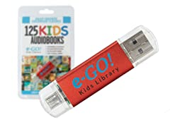 e-Go! Portable Children's AudioBooks