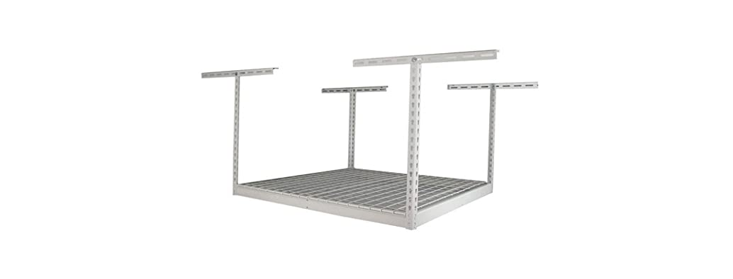 SafeRacks 4' x 4' Overhead Storage Rack