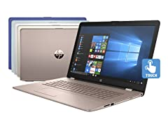"HP 17.3"" Intel Quad-Core 2TB Touch Laptops"