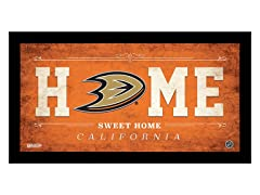 NHL Home Sweet Home Signs