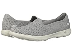 Skechers Women's Go Walk Lite-Daisy Loafer