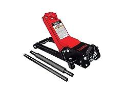 Sunex 3 Ton Low Rider Steel Service Jack