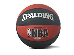 Spalding NBA Varsity Brown/Black Ball