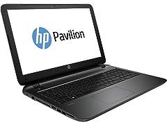 """HP Pavilion 17.3"""" Quad-Core A8 Laptop"""